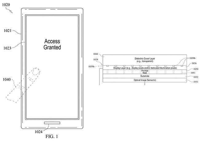 Apple đã có công nghệ máy quét vân tay quang học, iPhone 12 có hưởng lợi? - 2