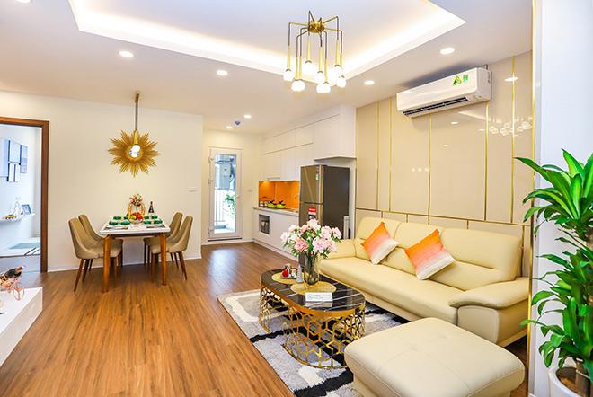 """Hà Nội: Giá chung cư cao vượt sức chịu đựng, """"mỏi mắt"""" tìm căn hộ hợp túi tiền - 2"""