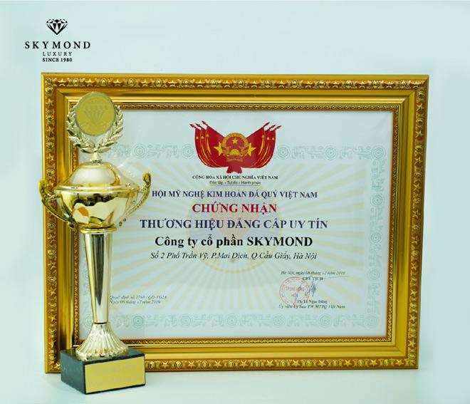 Thương hiệu SKYMOND đưa trang sức Việt bước ra thế giới - 4