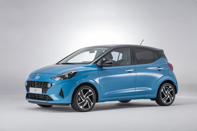 Hyundai i10 2020 sắp bán ra tại Anh từ đầu tháng sau, giá từ 382 triệu đồng - 1
