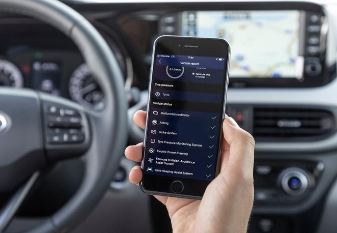 Hyundai i10 2020 sắp bán ra tại Anh từ đầu tháng sau, giá từ 382 triệu đồng - 4