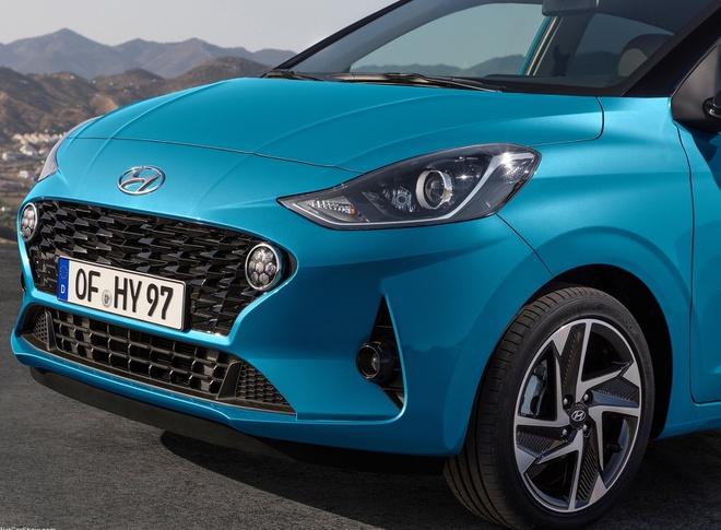 Hyundai i10 2020 sắp bán ra tại Anh từ đầu tháng sau, giá từ 382 triệu đồng - 2