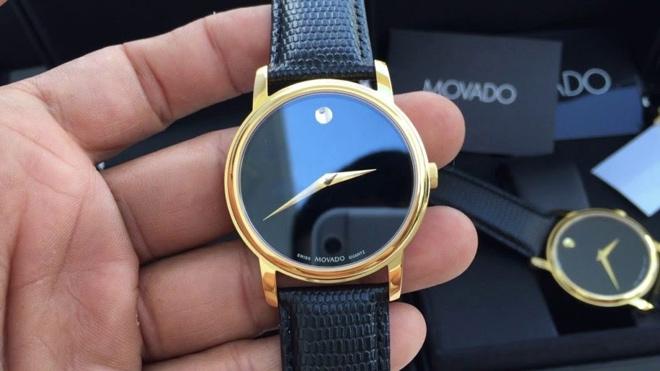 Sự thật về đồng hồ Swiss Movado Quartz giá chục triệu - 2