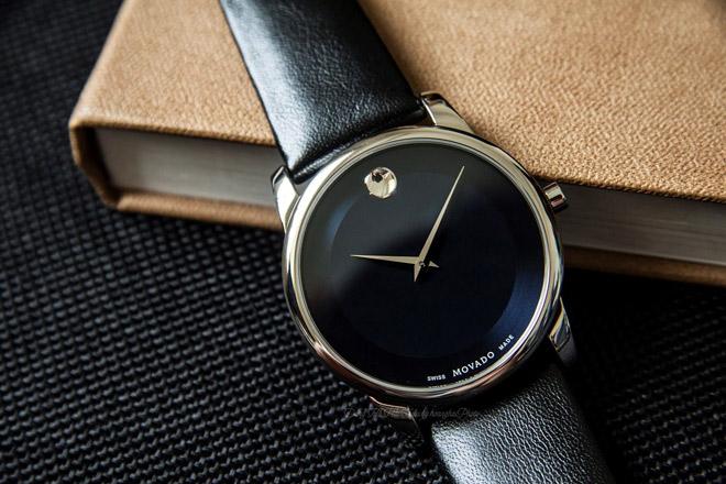 Sự thật về đồng hồ Swiss Movado Quartz giá chục triệu - 5