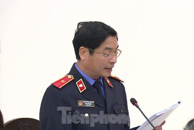 Đề nghị tử hình cựu Bộ trưởng Nguyễn Bắc Son, 14-16 năm tù ông Trương Minh Tuấn - 2