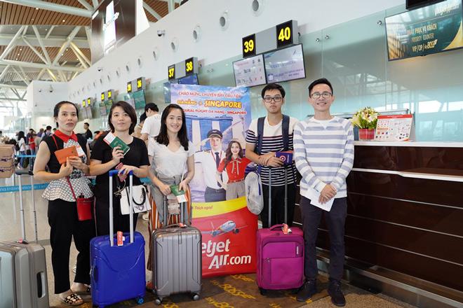 Đà Nẵng đón loạt 3 đường bay quốc tế mới tới Đài Bắc, Singapore và Hồng Kông - 2