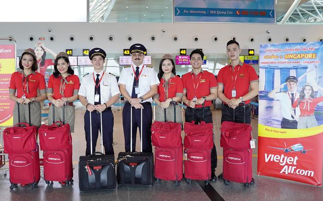 Đà Nẵng đón loạt 3 đường bay quốc tế mới tới Đài Bắc, Singapore và Hồng Kông - 3
