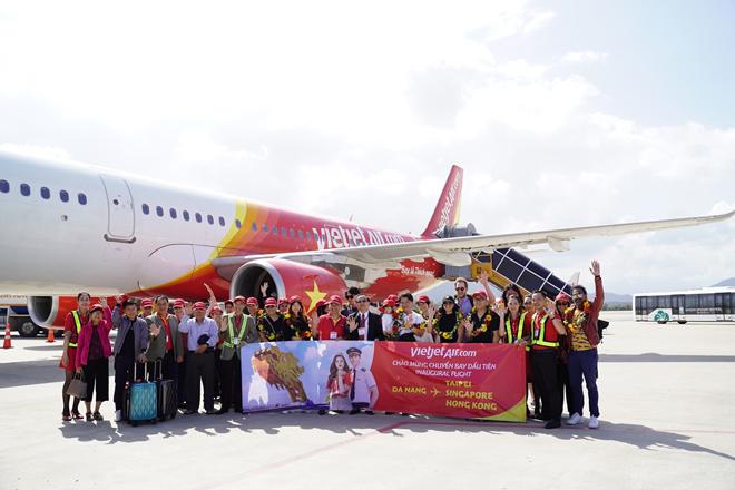 Đà Nẵng đón loạt 3 đường bay quốc tế mới tới Đài Bắc, Singapore và Hồng Kông - 6