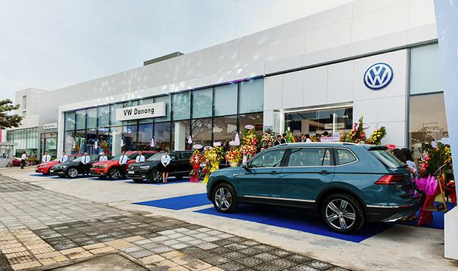 Volkswagen có thêm đại lý ủy quyền tại khu vực miền Trung - 1