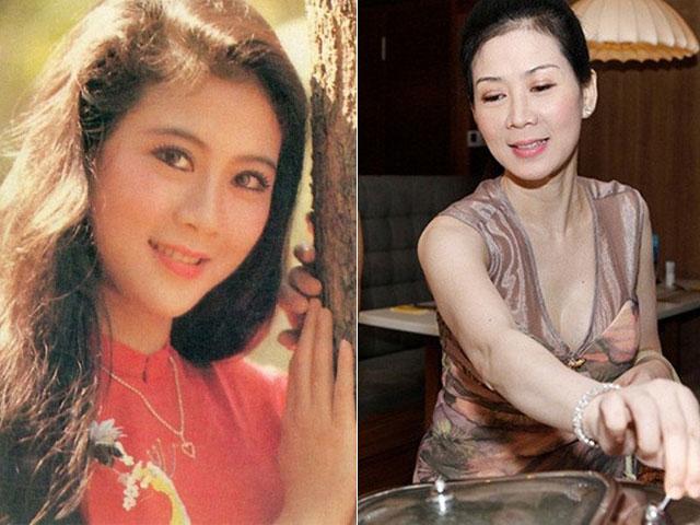 Diễm Hương khoe nét đẹp thanh xuân tuổi U50 - 4