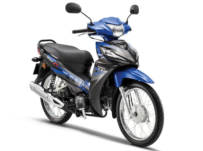 "Ngắm ""vua xe số"" Honda Wave Alpha 2020 mới"