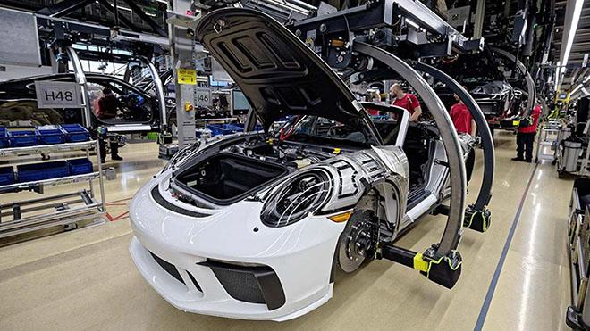Porsche xuất xưởng chiếc 911 Speedster cuối cùng, ngừng sản xuất dòng xe thế hệ cũ - 2