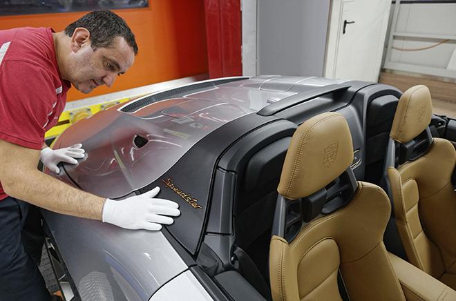 Porsche xuất xưởng chiếc 911 Speedster cuối cùng, ngừng sản xuất dòng xe thế hệ cũ - 6