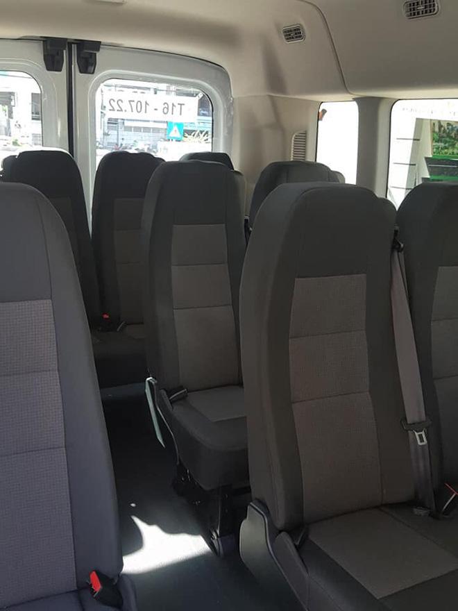 Ford Transit thế hệ mới xuất hiện tại Việt Nam, chờ ngày ra mắt - 9