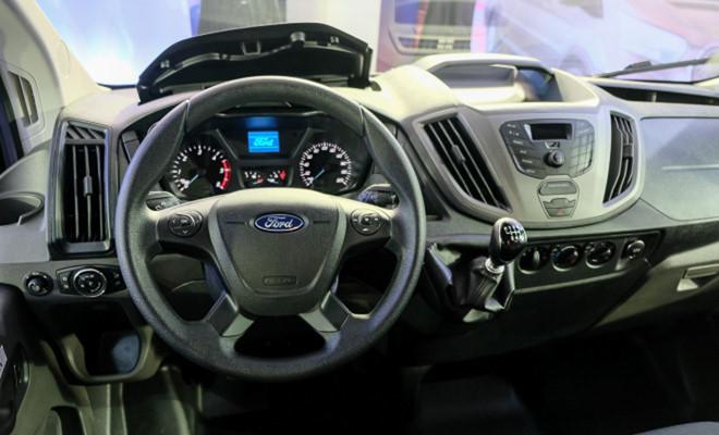 Ford Transit thế hệ mới xuất hiện tại Việt Nam, chờ ngày ra mắt - 10