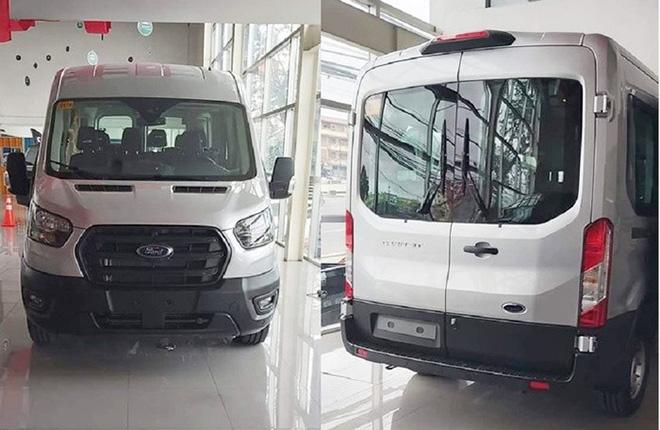 Ford Transit thế hệ mới xuất hiện tại Việt Nam, chờ ngày ra mắt - 1