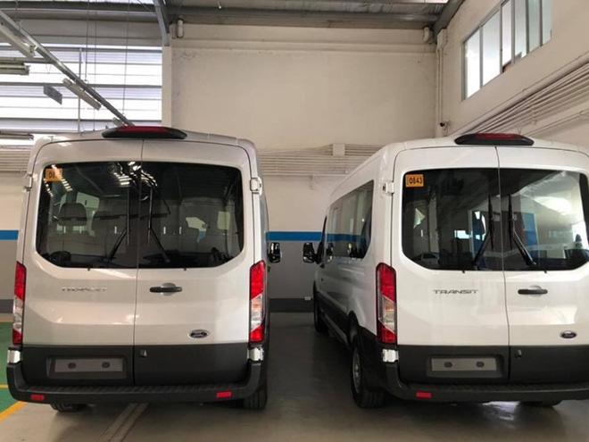 Ford Transit thế hệ mới xuất hiện tại Việt Nam, chờ ngày ra mắt - 3