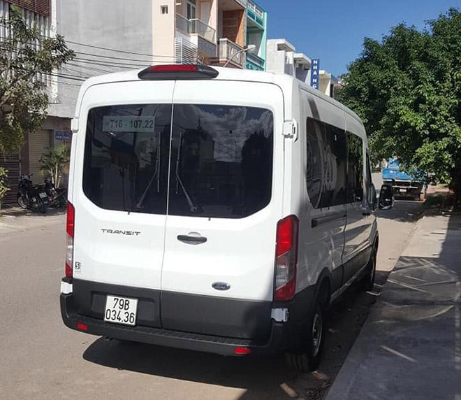Ford Transit thế hệ mới xuất hiện tại Việt Nam, chờ ngày ra mắt - 2