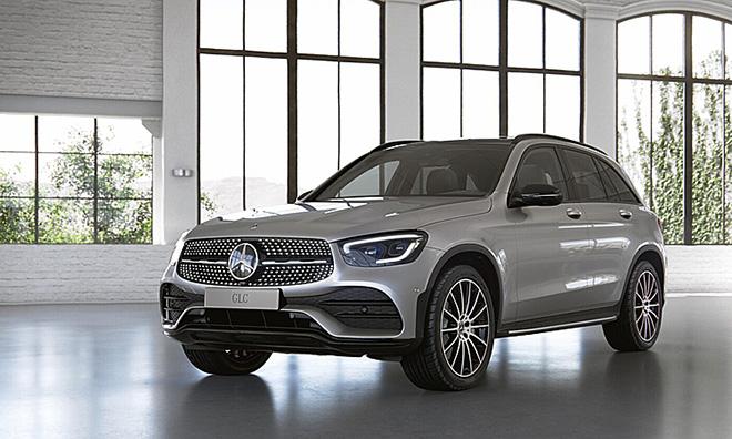Mercedes GLC 300 2020 nhập khẩu từ Đức, có giá bán 2,56 tỷ đồng - 2