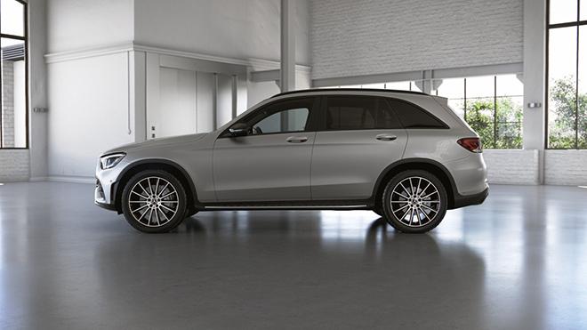 Mercedes GLC 300 2020 nhập khẩu từ Đức, có giá bán 2,56 tỷ đồng - 3