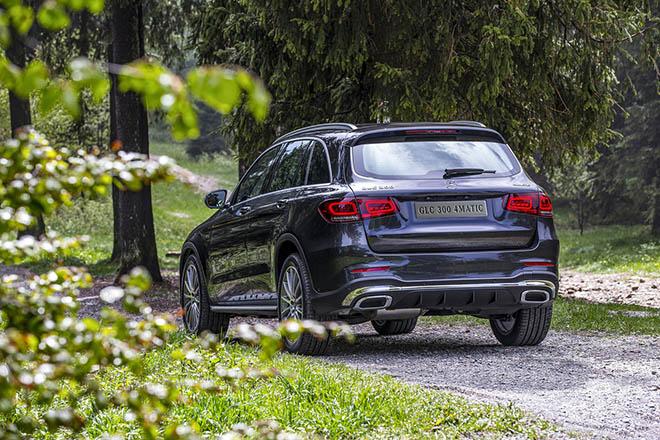 Mercedes GLC 300 2020 nhập khẩu từ Đức, có giá bán 2,56 tỷ đồng - 9