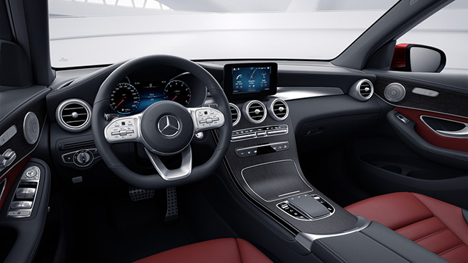 Mercedes GLC 300 2020 nhập khẩu từ Đức, có giá bán 2,56 tỷ đồng - 4