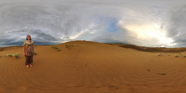 Tưởng sa mạc lúc nào cũng khô cằn, ai ngờ lại có những điểm đến thú vị nhường này - 10
