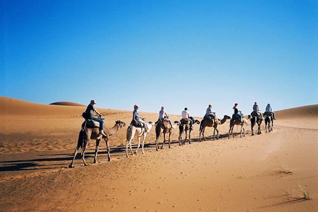 Tưởng sa mạc lúc nào cũng khô cằn, ai ngờ lại có những điểm đến thú vị nhường này - 4