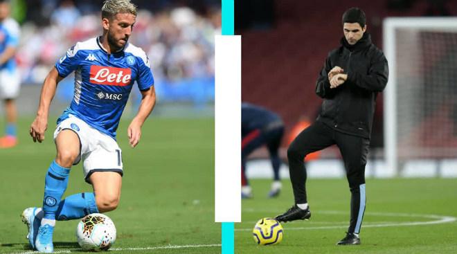 Tin HOT bóng đá trưa 23/12: Arsenal của HLV Arteta nhắm SAO khủng Serie A - 1