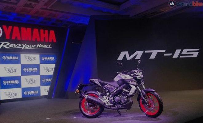 Yamaha MT-15BS6 trình làng, giá từ 44 triệu đồng