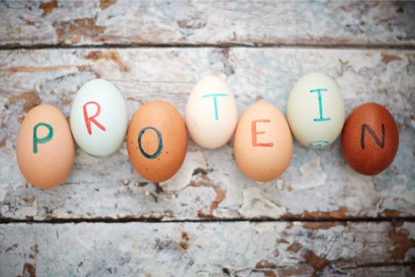 Bật mí cách giảm cân nhanh đón Tết nhờ protein - 1