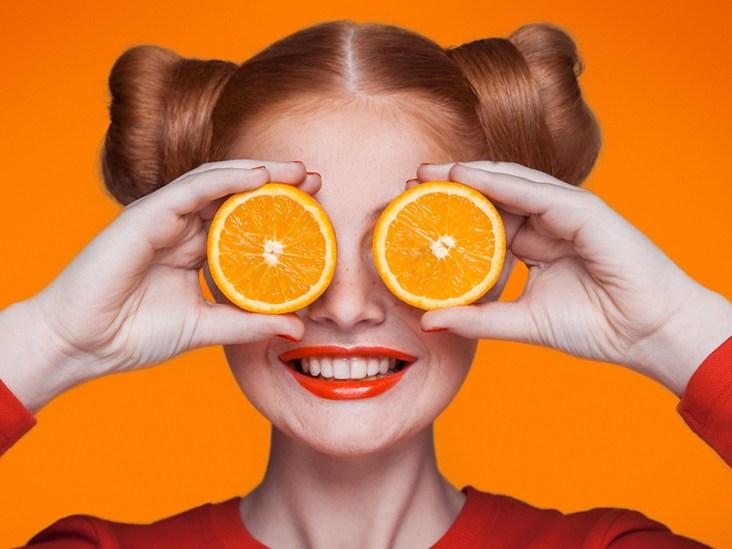 Muốn da sáng hồng, trắng tươi, không thể thiếu nổi serum vitamin C - 1