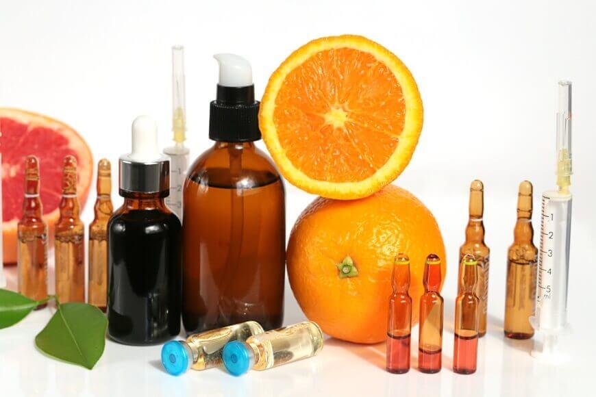 Muốn da sáng hồng, trắng tươi, không thể thiếu nổi serum vitamin C - 2