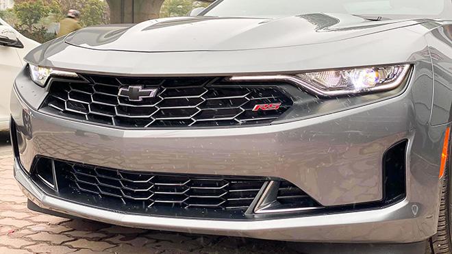 Chevrolet Camaro mui trần thế hệ mới xuất hiện tại Việt Nam - 6