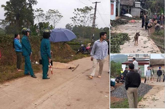 Thảm án 5 người chết tại Thái Nguyên