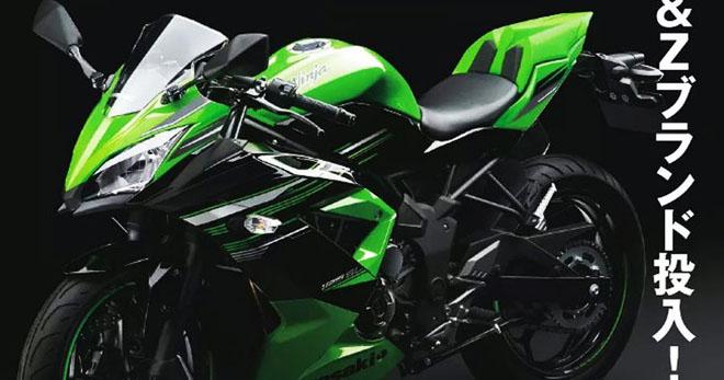 """Kawasa sắp sửa tung Ninja 150cc tại châu Á: Giá sẽ """"cực mềm"""" cho fan"""