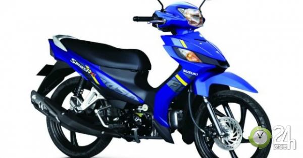 Huyền thoại 2020 Suzuki Smash Fi ra mắt, giá 30 triệu đồng