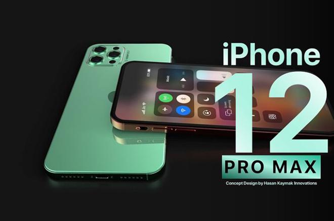 iPhone 12 Pro Max đẹp tuyệt đỉnh với camera 108 MP - 1