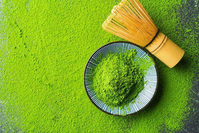 5 công thức làm đẹp ít biết từ trà xanh giúp tiết kiệm hầu bao - 3