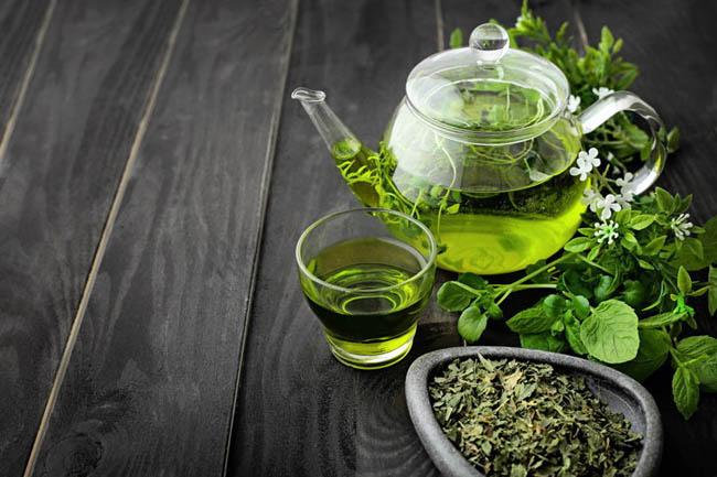 5 công thức làm đẹp ít biết từ trà xanh giúp tiết kiệm hầu bao - 2