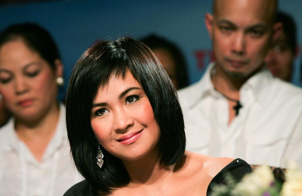 Thanh Lam nổi tiếng với tài năng âm nhạc cùng vẻ ngoài xinh đẹp
