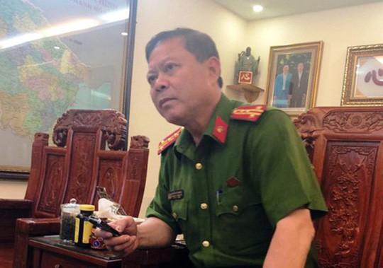 Cựu Trưởng Công an TP Thanh Hóa bị truy tố vì nhận hối lộ 260 triệu đồng - 1