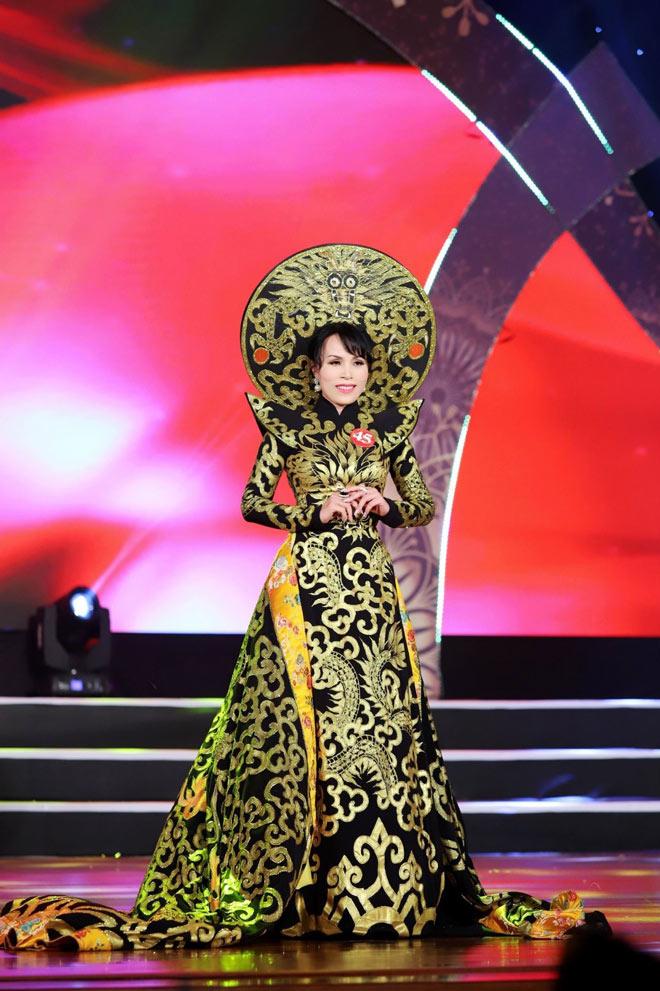 Doanh nhân Ngô Mai Thanh trở thành Hoa hậu Thương hiệu Olivia 2019 tại Việt Nam - 1