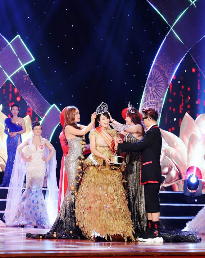 Doanh nhân Ngô Mai Thanh trở thành Hoa hậu Thương hiệu Olivia 2019 tại Việt Nam - 3