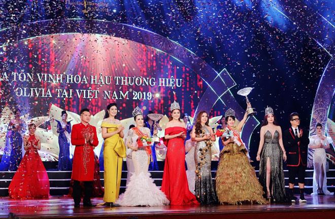Doanh nhân Ngô Mai Thanh trở thành Hoa hậu Thương hiệu Olivia 2019 tại Việt Nam - 4