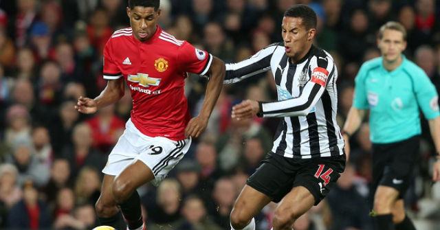 Trực tiếp bóng đá MU - Newcastle: Martial gỡ hòa