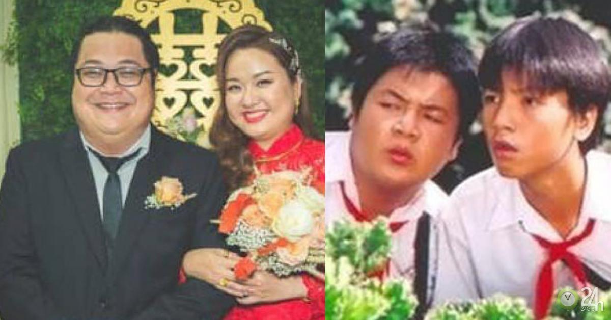 """Sao nhí """"Kính vạn hoa"""" cưới vợ: Bất ngờ với mối tình 13 năm từ thời còn cắp sách - Ngôi sao"""