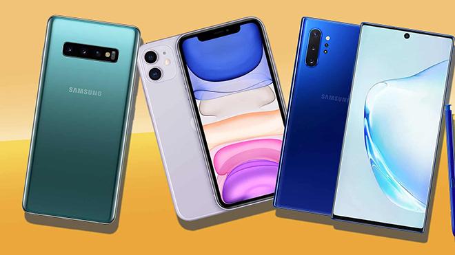 Ba điện thoại Samsung bỗng nhiên trở nên hot nhất quý 3 - 1