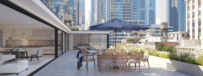 Bất động sản cuối năm 2019: Giới trẻ thành đạt chuộng căn hộ duplex thay vì nhà phố - 2