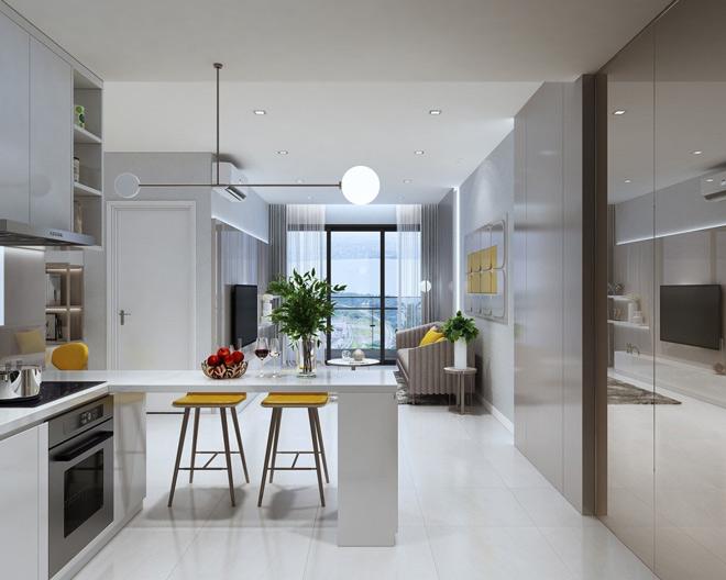 Bất động sản cuối năm 2019: Giới trẻ thành đạt chuộng căn hộ duplex thay vì nhà phố - 3